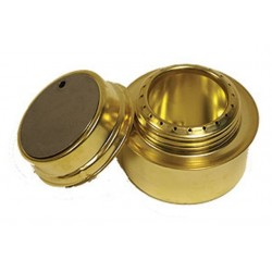 Highlander Brass Alcohol / Meths Burner