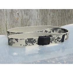 "Genuine Surplus US Army Forces Digital Camo 1"" WIde Belt"