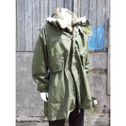 Genuine Surplus US Fishtail Parka 1980's Vintage Iconic MOD Scooter Design