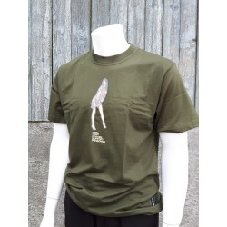 Forces Support Personnel T-Shirt Nose Art Spec Ops Girl