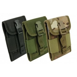Highlander Tactical Smartphone Holder Molle Compatible Belt Pouch