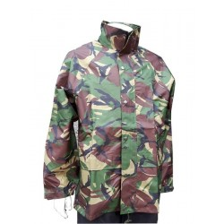 Highlander Monsoon Waterproof Jacket Camo