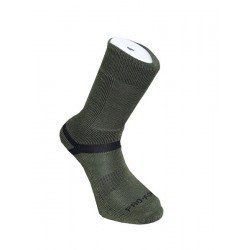 Highlander Taskforce Wool Mix Technical Sock for forces, military, olive Green
