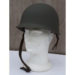 Genuine Surplus Austrian Steel Helmet and Liner New