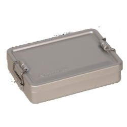 Highlander Aluminium Survival Tin Box