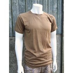 Factory Slight Seconds Forces T-Shirts Cotton Tan