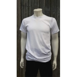 Factory Slight Seconds Forces Lightweight T-Shirts Cotton White
