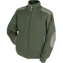 Jack Pyke Countryman Reversible Water Resistant Jumper Olive