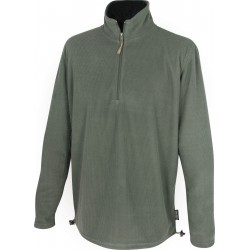 Jack Pyke Lightweight Fleece Top Olive