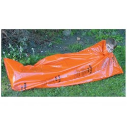 Highlander Survival Bivi Bag Orange