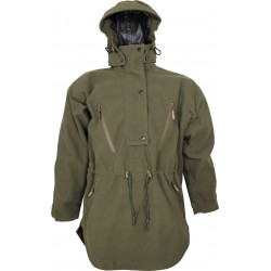 Jack Pyke Argyll Smock Brown Jacket Waterproof Over Head Jacket Stalking Shooting
