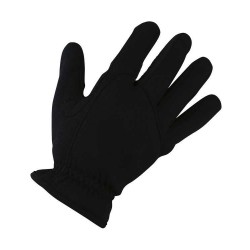 Kombat Delta Fast Gloves Tactical Neoprene & Suede Black