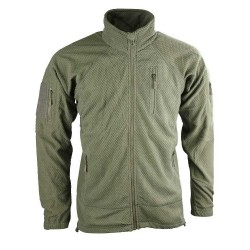 Kombat Delta Tactical Grid Fleece Olive