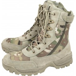 Viper Special Ops Boot Multicam Camouflage MTP Military Forces Assault Boot