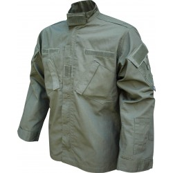 Viper Combat Shirt Tactical Ripstop Polycotton Airsoft Military Style Olive