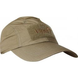 Viper Elite Baseball Cap Ripstop Tactical Military Baseball Hat Peak Cap Coyote Tan