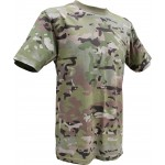 Viper Cotton T-Shirt Military Airsoft Cotton V-Cam Camouflage MTP Compatible