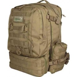 VIPER MISSION PACK TACTICAL MILITARY RUCKSACK BERGEN 38 LITRE AIRSOFT COYOTE TAN