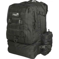 VIPER MISSION PACK TACTICAL MILITARY RUCKSACK BERGEN 38 LITRE AIRSOFT BLACK