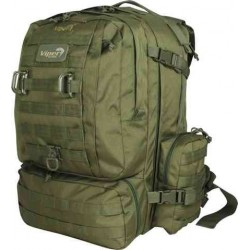 VIPER MISSION PACK TACTICAL MILITARY RUCKSACK BERGEN 38 LITRE AIRSOFT OLIVE