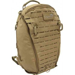 VIPER LAZER V-PACK TACTICAL MILITARY RUCKSACK BERGEN 25 LITRE AIRSOFT COYOTE TAN