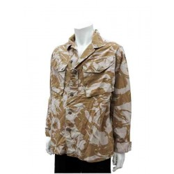 Genuine Surplus British Army Desert Shirt Grade 1