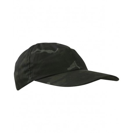 Kids Black BTP Camouflage Combat Baseball Cap Special Forces Army Childrens