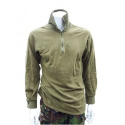 Genuine Surplus British Cold Weather Tops - Norse Fleece Shirts Norwegian Grade 1