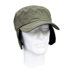 Highlander Trapper Deluxe Waterproof Winter Hat Light OliveUnisex Adults