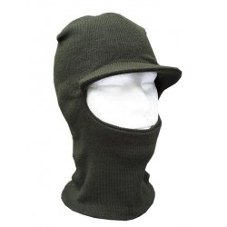 Highlander Olive Peak Balaclava Acrylic Winter Warm Unisex Adult