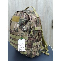 Ex Display HMTC MTP Style Rucksack/Bergen Militart Forces Cadets Approx 40L 510