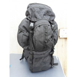 Ex Display Highlander Forces 55 Litre Rucksack Bergen Black