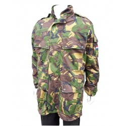 Genuine Surplus Dutch Army 3 Layer Parka Waterproof Windproof Warm Camouflage