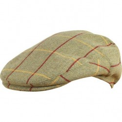 Jack Pyke Wool Blend Flat Cap Tweed - Country Pursuit Clothing Shooting Hunting