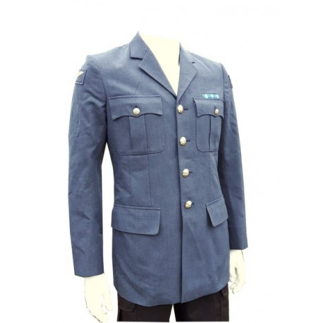 Genuine Surplus British Vintage RAF Dress Jacket Formal Jacket