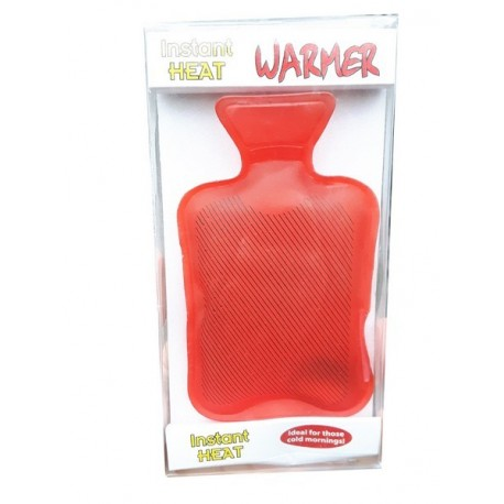 Genuine Surplus Instant Click Hand Warmer Re-Usable Hot Water Bottle