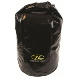 Ex Display Tri-Laminate PVC Drybag Medium Strong Tough Dry Sack Sailing Black