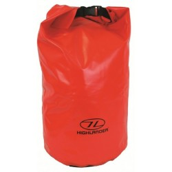 Ex Display Tri-Laminate PVC Drybag Medium Strong Tough Dry Sack Sailing Orange