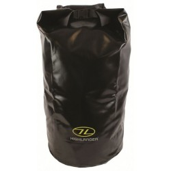 Ex Display Tri-Laminate PVC Drybag Large Strong Tough Dry Sack Sailing Black