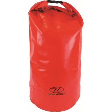 Ex Display Tri-Laminate PVC Drybag Large Strong Tough Dry Sack Sailing Orange