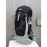 Ex Display Nihigh Action 35+5 Litre Rucksack Walking Hiking Black