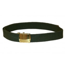 Highlander US Military Style Belt Olive
