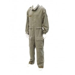 Genuine Surplus Austrian Heavy Duty Cotton Overall Unlined Tanksuit L-XL 779