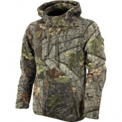 Jack Pyke Fieldman English Oak Evolution Camouflage Hoodie Hunting Fishing