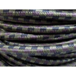 Highlander 8mm Shockcord Bungee Cord Strong Camo Elastic
