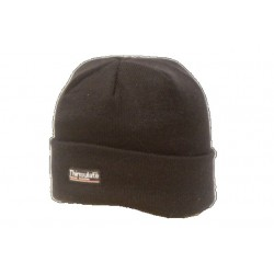 Highlander Thinsulate Ski Hat Black