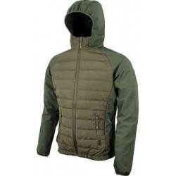 Viper Tactical Sneaker Jacket Military Air soft Paintball Insulated Coat with Soft Shell Hood Olive