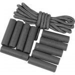 Viper Zip Puller Sleeve Set For Rucksacks Military Tactical Zipper Tabs Titanium