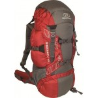 Ex Display 45L Large Rucksack Backpack Hiking Walking Camping Red 796