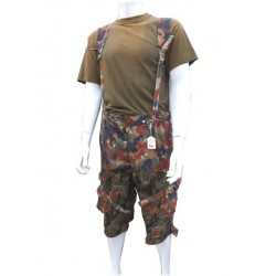Genuine Army Cargo Combat Shorts Men's Camouflage 830